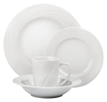 CUISINART Lorraine Collection 16-Piece Dinnerware Set  sc 1 st  Amazon.ca & CUISINART Lorraine Collection 16-Piece Dinnerware Set: Amazon.ca ...