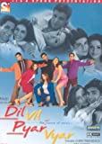 Dil Vil Pyar Vyar (2002) (Hindi Romance Film / Bollywood Movie / Indian Cinema DVD)
