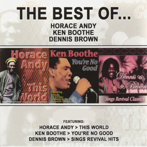 The Best of Horace Andy, Ken B...