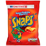 Smiths Snaps Spicy Tomato Flavour 21g PMP Case of 30