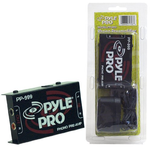 pre amp for pyle turntable - 9