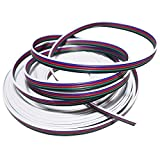 LEDENET 22AWG 5pin 33FT 10m Extension Cable Line