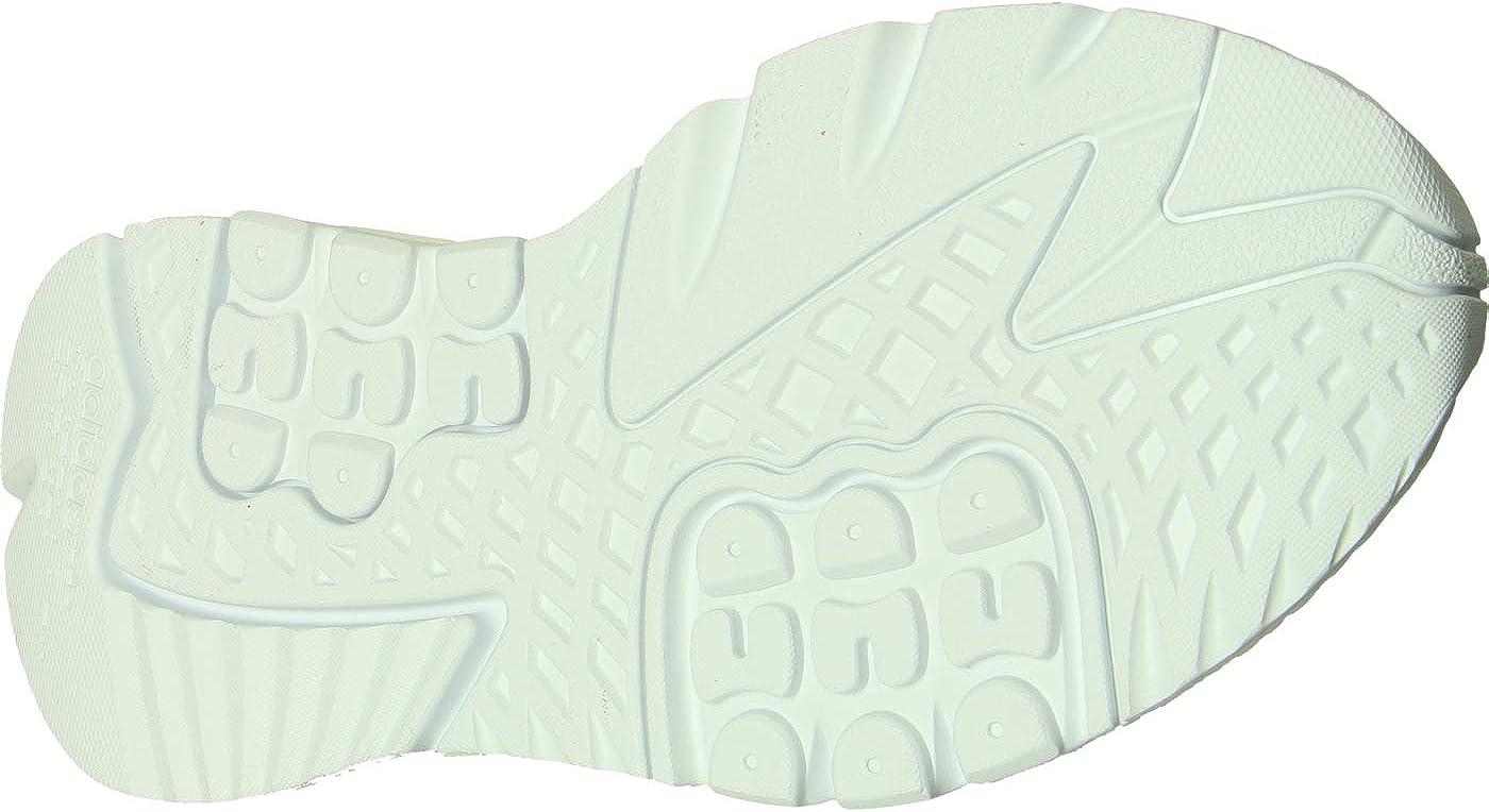 Adidas Herren Nite Jogger Running Shoe Ftwwht