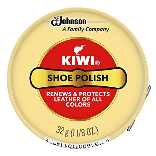 Kiwi Neutral Shoe Polish, 1-1/8 oz (Best Cognac For Cooking)