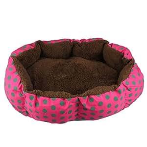 sefter forro polar mascota perro cachorro gato cama caliente Casa felpa Nido acogedor alfombrilla para ratón caliente 36cmx30cm