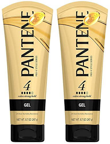 Pantene Pro-V Style Series Gel Extra Strong Hold - 8.7 oz, Pack of -