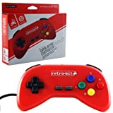 Snes Wired Controller Single Pack - Red