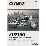 Clymer Suzuki 1500 Intruder/Boulevard C90 (1998-2009)