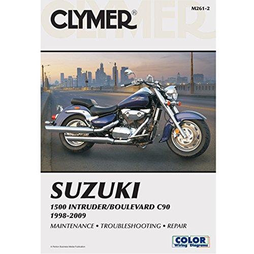 Clymer Suzuki 1500 Intruder/Boulevard C90 (1998-2009) by Clymer