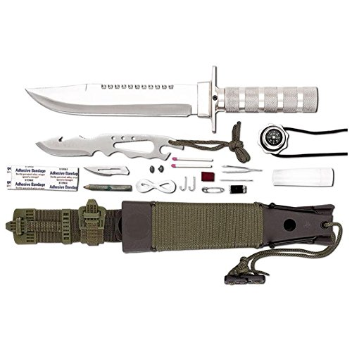 Maxam SKJSK Survival Knife