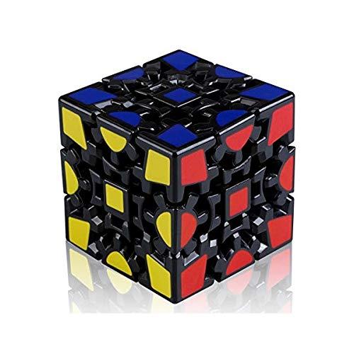 - Cubelelo Lefun 3x3 v1 Gear Cube Black