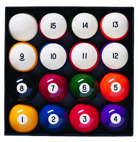 Used, Brunswick Heritage Pocket Ball Set for sale  Delivered anywhere in USA