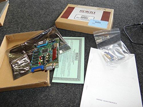 Sokki Electronics Amplifier Detector Board DA5400, 255-S211-A, DA5400-1 from Sokki