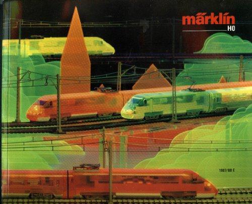 Marklin HO Electric Trains Catalog (Marklin Electric Trains)