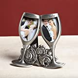 Center Gifts Lovely Decorative A Champagne Toast Photo Frame A Perfect Wedding Gift