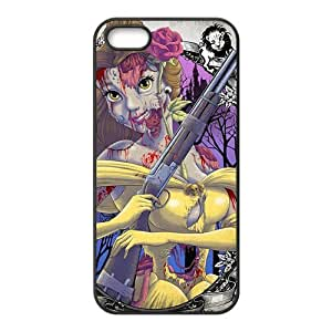 princesas zombies Phone Case for iPhone 5S Case