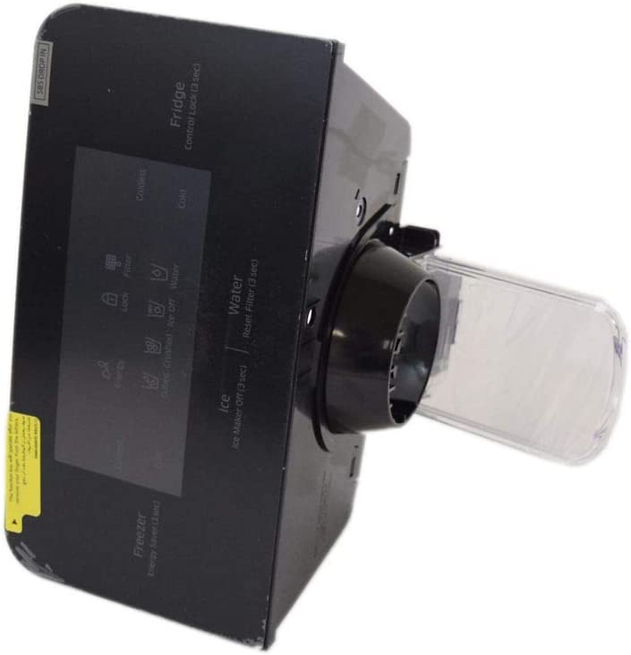 DA97-13809F SAMSUNG REFRIGERATOR DISPENSER CONTROL BOARD /& PADDLE