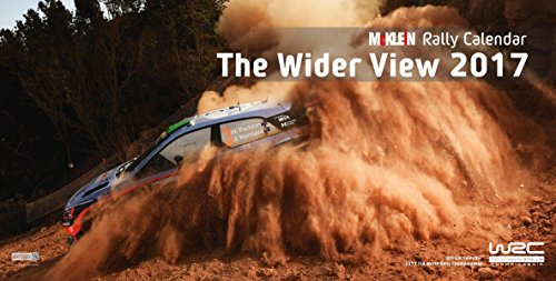 - Mcklein Rally Calendar 2017: The Wider View 2017