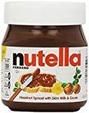 #2: Ferrero Nutella Hazelnut Spread, 13 oz. Jar