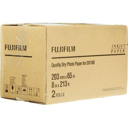 Fujifilm DX100 InkJet Paper Lustre - 8
