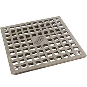 Amazon Com Zurn Nickel 5s Grid Square Holes P N