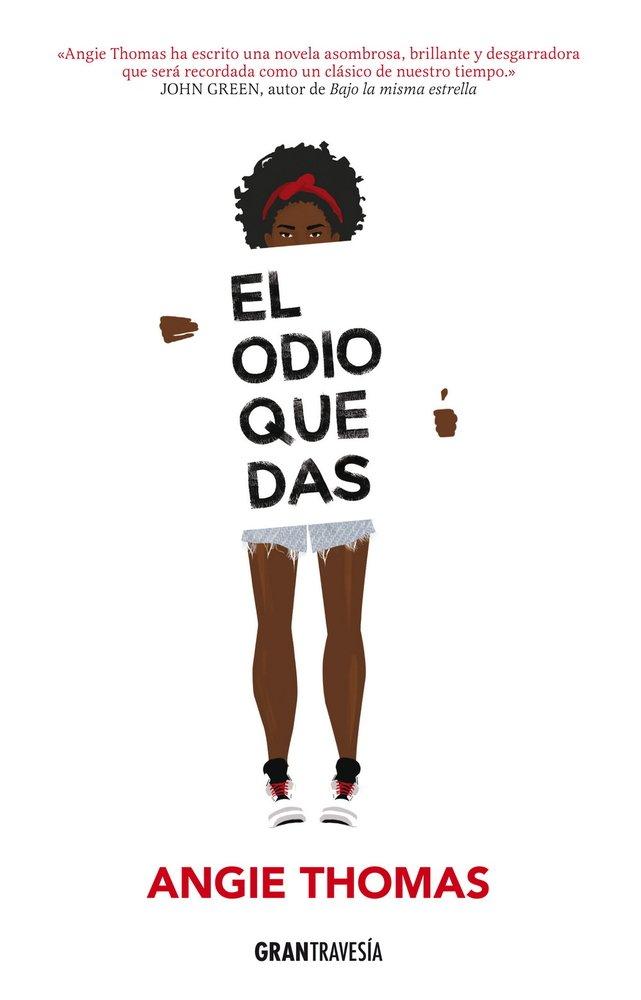El odio que das (Spanish Edition) by Editorial Oceano de Mexico (Image #1)