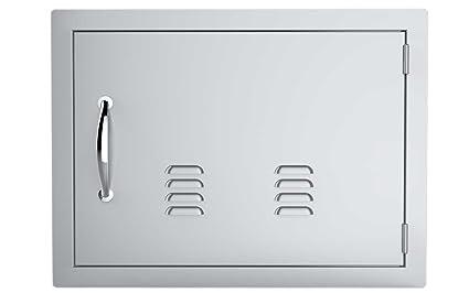 Amazon.com: Sunstone Grills Serie clásica Flush Puerta ...