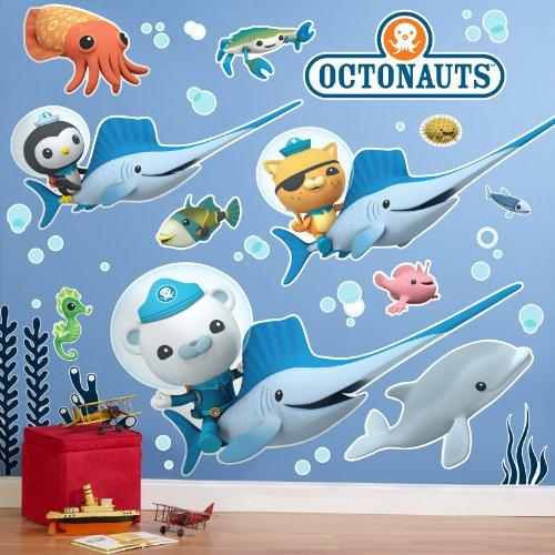 Peso Octonaut Costume (The Octonauts Room Decor - Giant Wall Decals)