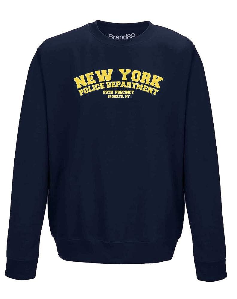 Brand88 - 99th Precinct, Adults Printed Sweatshirt JH030_CC002