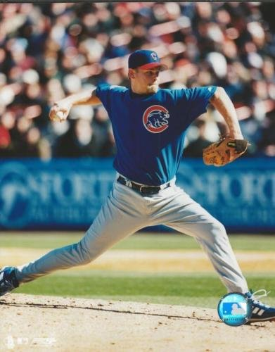 Kerry Wood Cubs Vintage 2003 8x10 Photo
