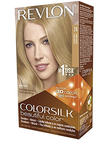 Revlon Colorsilk Haircolor, Medium Blonde, 10 Ounces (Pack of 3) U-HC-4413