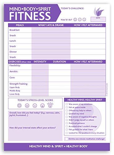 exercise planner  amazon com