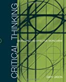 Critical Thinking, Gary Jason, 1495298558