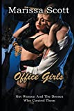 img - for Office Girls: (BDSM Domination Submission Lesbian Erotic Romance) book / textbook / text book