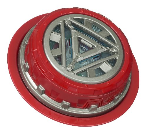 Iron Man Arc Chest Light (Iron Man Glow Arc Reactor)