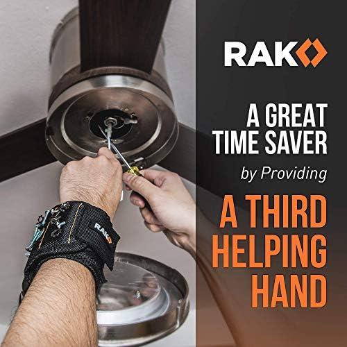 RAK Universal Socket Grip Bundle with Magnetic Wristband