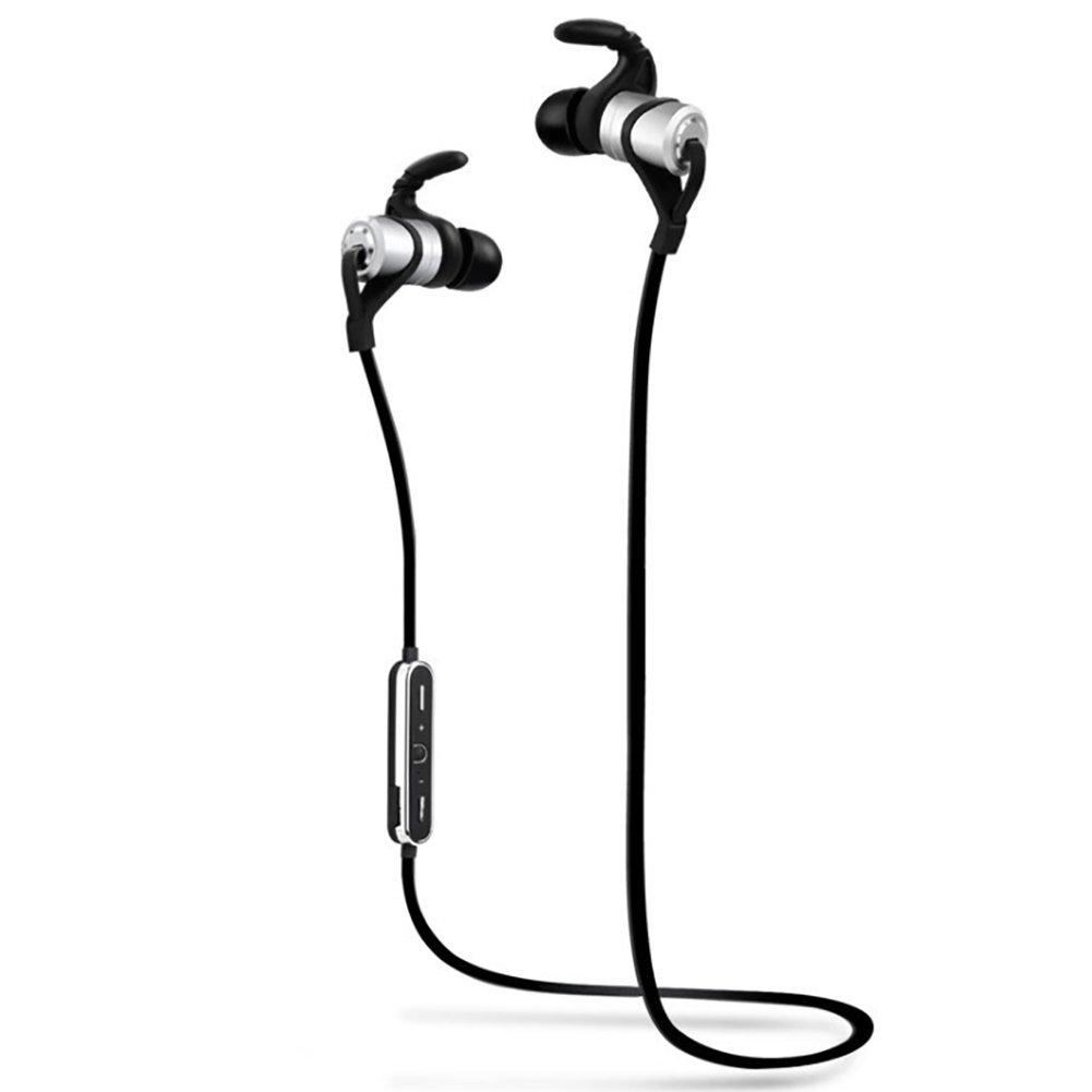 Expresstech @ Bluetooth 4.1 Auriculares con Gancho de oreja Cascos Deportivos Inalámbrico Deportes In Ear Auriculares Wireless Headset auriculare para ...