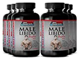 Asian ginseng panax - Male Libido Booster - Improve general health (6 Bottles - 360 Tablets)