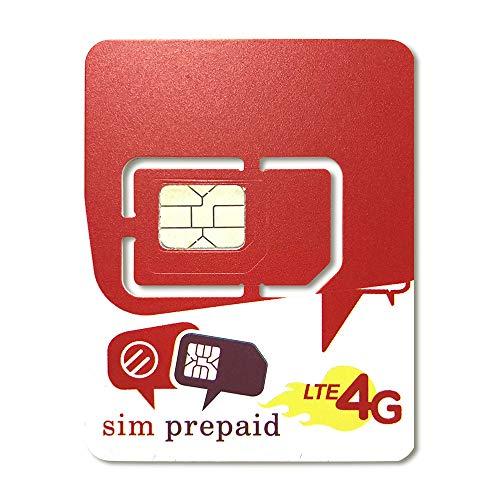 Docomo IIJ Japan Prepaid Data SIM Card 8 Days Prekloaded 1GB 4G//LTE Unlimited 2G Data