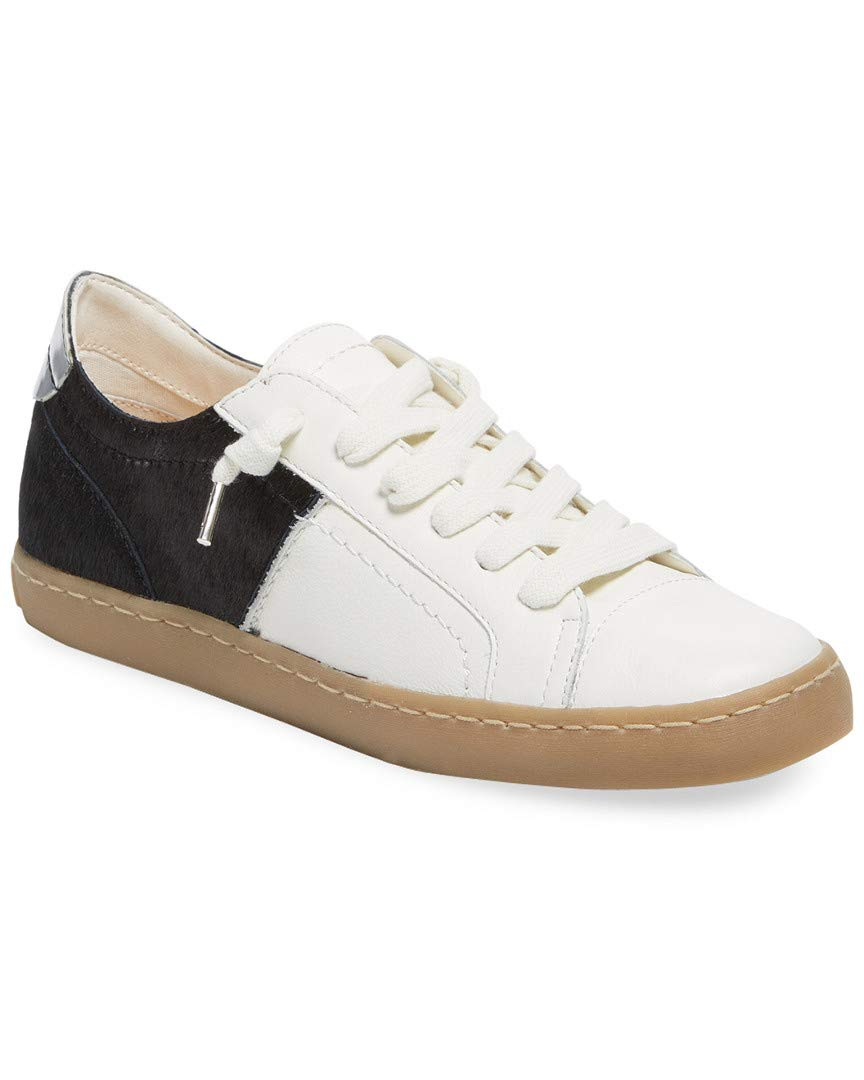 Dolce Vita Xexe Leather Calf Hair Sneaker, 7.5