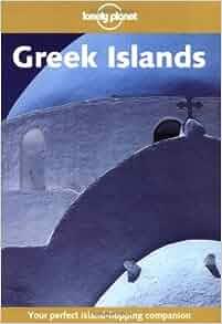 Lonely Planet Greek Islands Amazon