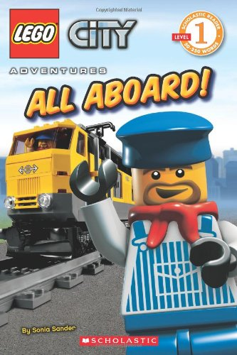 LEGO City: All Aboard! (Level - Scholastic Reader Lego City