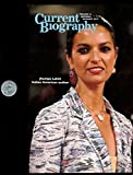 Current Biography Magazine : Bios Jhumpa Lahiri Author on the Cover; Hawa Abdi; Carrie Brownstein; Mark Cerny; Roy Choi; Anna Fenninger; Duncan Keith; George Takei; Pharrell Williams