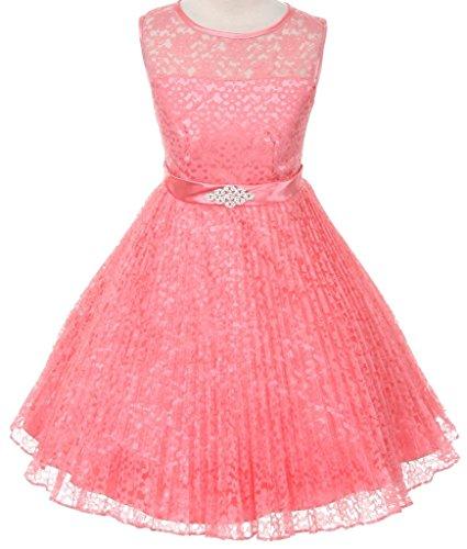 Pleated Satin Top Dress - 2