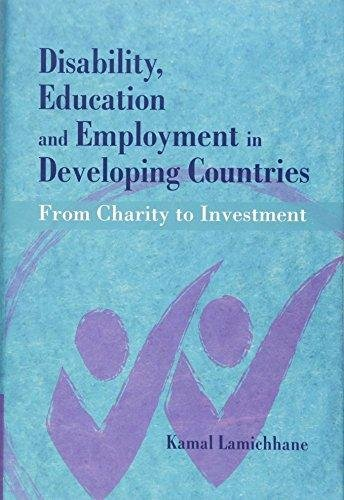 Disability, Education and Employment in Developing Countries ePub fb2 book