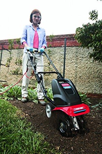 Troy-Bilt TB154E 6 Amp Electric Garden Cultivator