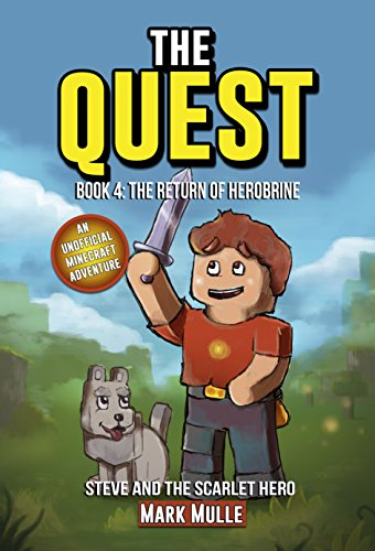 GENRE: Children's Adventure (An Unofficial Minecraft Book for Kids Ages 9 - 12 (Preteen)Steve's quest is not yet over. He is back with a brand new adventure! This is the sequel you have been waiting for. Steve has been enjoying playing Minecraft ever...