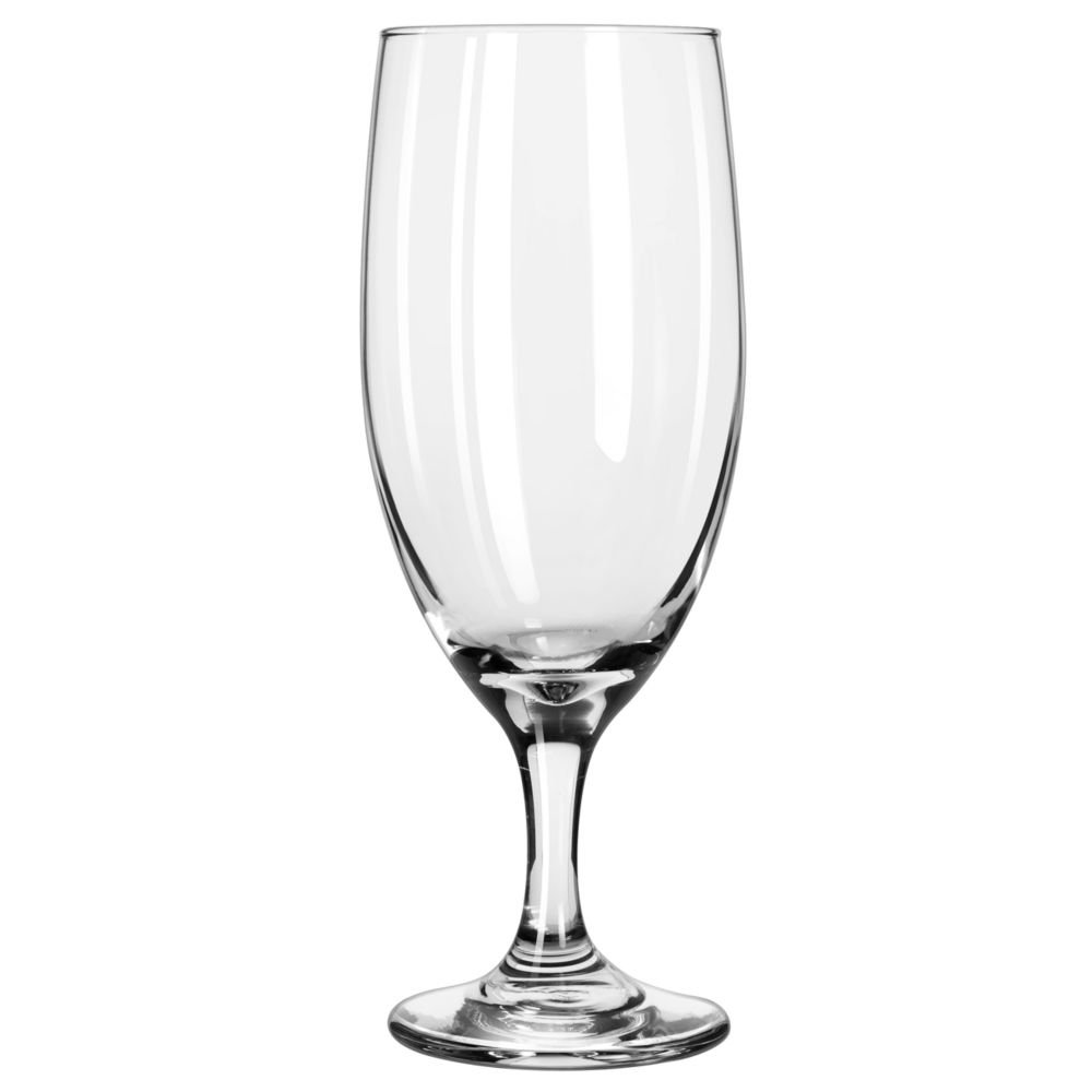 Libbey 3750 Embassy 16 Ounce Tall Iced Tea Glass - 36 / CS