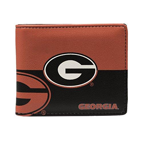 NCAA Georgia Bulldogs Bi-fold Wallet