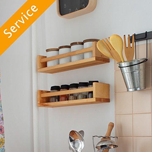 (Spice Rack Installation - Up to 2 Spice Racks)